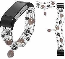 RHSY Fitbit Charge 2 Band, Armband Für Frauen