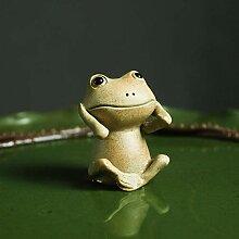 RHWZM Skulptur Dekoartikel Kreative Süße Mini