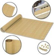 Ribelli Balkonsichtschutz PVC Sichtschutz mit