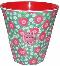 RICE DENMARK Becher with Peony Print - NEW 2013