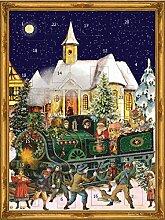 Richard 'Sellmer Adventskalender Schokolade
