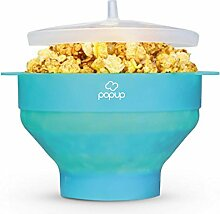 Richard Bergendi PoPuP Mikrowelle Popcorn Popper