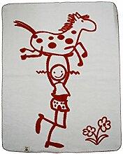 Richter Textilien Babydecke Flicka 75 x 100 cm