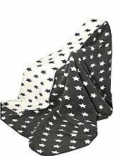 Richter Textilien Babydecke Sirius 75 x 100 cm