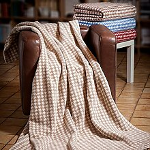 Richter Wolldecke Pedepe aus reiner Bio-Baumwolle