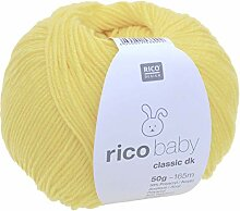 Rico Design Baby Classic DK, Farbe 003 - vanille