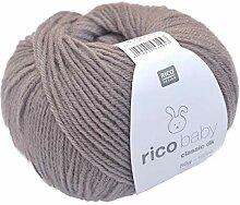 Rico Design baby classic dk Farbe 017 greige