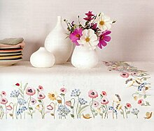 Rico Design Flower Meadow Kit Stoff, Polyester, mehrfarbig