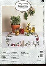 Rico Design Küchenkräuter-Set Stoff, Polyester