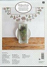 Rico Design Lavendel Kit Stoff, Polyester
