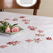 Rico Design Rosen Kit Stoff, Polyester Baumwolle,