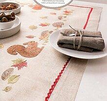 Rico-Design Stickpackung Tischdecke Mitteldecke