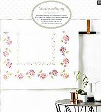 Rico-Design Stickpackung vorgezeichnete Tischdecke