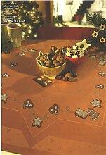 Rico Mitteldecke zum Auszählen - Weihnachten - 90