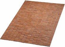Ridder 7950309 Holzvorleger, Bambusmatte, ca. 60 x 90 cm, Bamboo