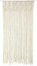 Ridecle® Macrame Wandbehang gewebt Tapisserie 90
