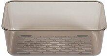 Rieber Abtropfschale für CORA 150 Riegranit-Spüle / Restebecken aus Kunststoff / Resteschale