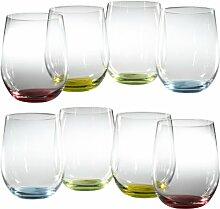 Riedel'O Wine Tumbler, 8 Stück