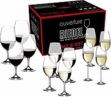 Riedel 5408/92 Ouverture Weinglas, Kristall,