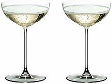 Riedel 6449/09 Veritas Martiniglas, Kristallglas,