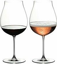 Riedel 6449/67 Veritas Weinglas, Kristallglas,