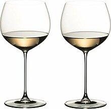 Riedel 6449/97 Veritas Weinglas, Kristallglas,
