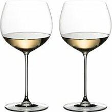 Riedel Gläser Veritas Chardonnay Glas 2er Set