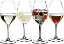 RIEDEL Glas Glas Mixing Champagne, Kristallglas