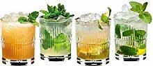 Riedel Mixing Rum Glas Set 4-teilig klar