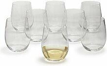 Riedel O Wine Tumbler Viognier/Chardonnay, für 6