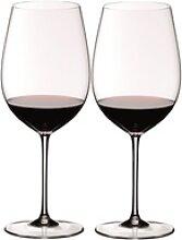 RIEDEL Serie SOMMELIERS Bordeaux Grand Cru Glas