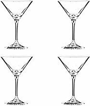 Riedel Vinum Martini-Glas, 4 Stück