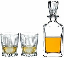 Riedel Whisky Set Fire (Tumbler + 1 Decanter)