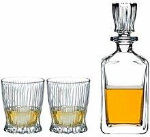 Riedel Whisky Set Fire (Tumbler + 1 Dekanter)