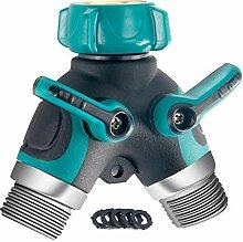 Riemex Metall-Gartenschlauch-Splitter,