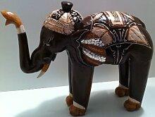 Riesen Elefant Holzelefant Densapar Holz Elefant