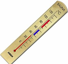 RIESEN Sauna Thermometer Modell ELECSA 9220