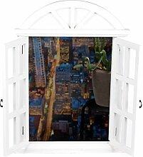 Riesiger Wandspiegel XXL BEW 124 Weiß,