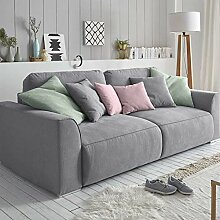 Riess Ambiente Big Sofa Weekend grau