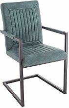 Riess Ambiente Design Freischwinger Stuhl