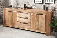 riess-ambiente Sideboard IRON CRAFT 174cm natur,