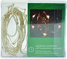 Riffelmacher & Weinberger LED-Draht-Lichterkette