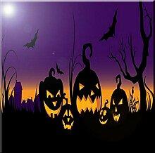 Rikki Knight Halloween-Wandfliese mit beleuchteten