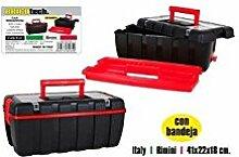 Rimini Werkzeugkiste mit Bändchen