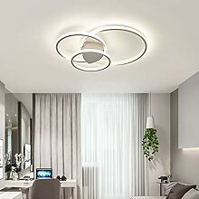 Ring Design Decken Lampe Runde LED Aluminium