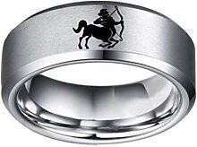 Ring Männer Und Das Perfekt Geschenk/Silber / No11