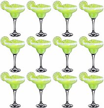 Rink Drink Margarita Cocktail Gläser - 295ml -