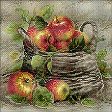 Riolis 4779046180187 Reife Äpfel Diamanten