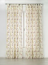 RIOMA Babyphone Duschvorhang, Stoff, Mehrfarbig,