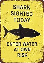 Riongeeo Shark sehfähigen Heute geben Wasser auf